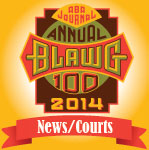 Best LawBlogs Award Winner 2014