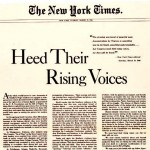 Their Rising Voices Sang Alongside Martin Luther King